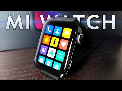 НЕ ПОКУПАЙТЕ MI WATCH! Подробный обзор первых умных часов Xiaomi
