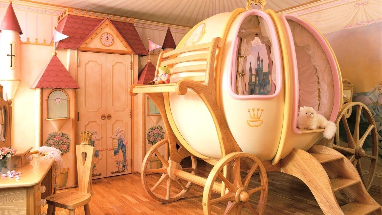 Little Princess Bedroom Ideas Room