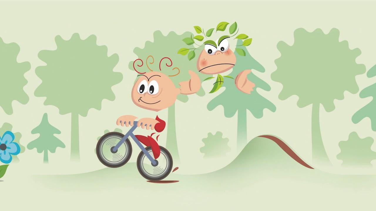 """Obeležujemo teden gozdov: """"Skrbno z gozdom!"""""""