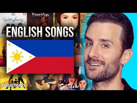 10 Greatest English Songs written by FILIPINO Music Artists