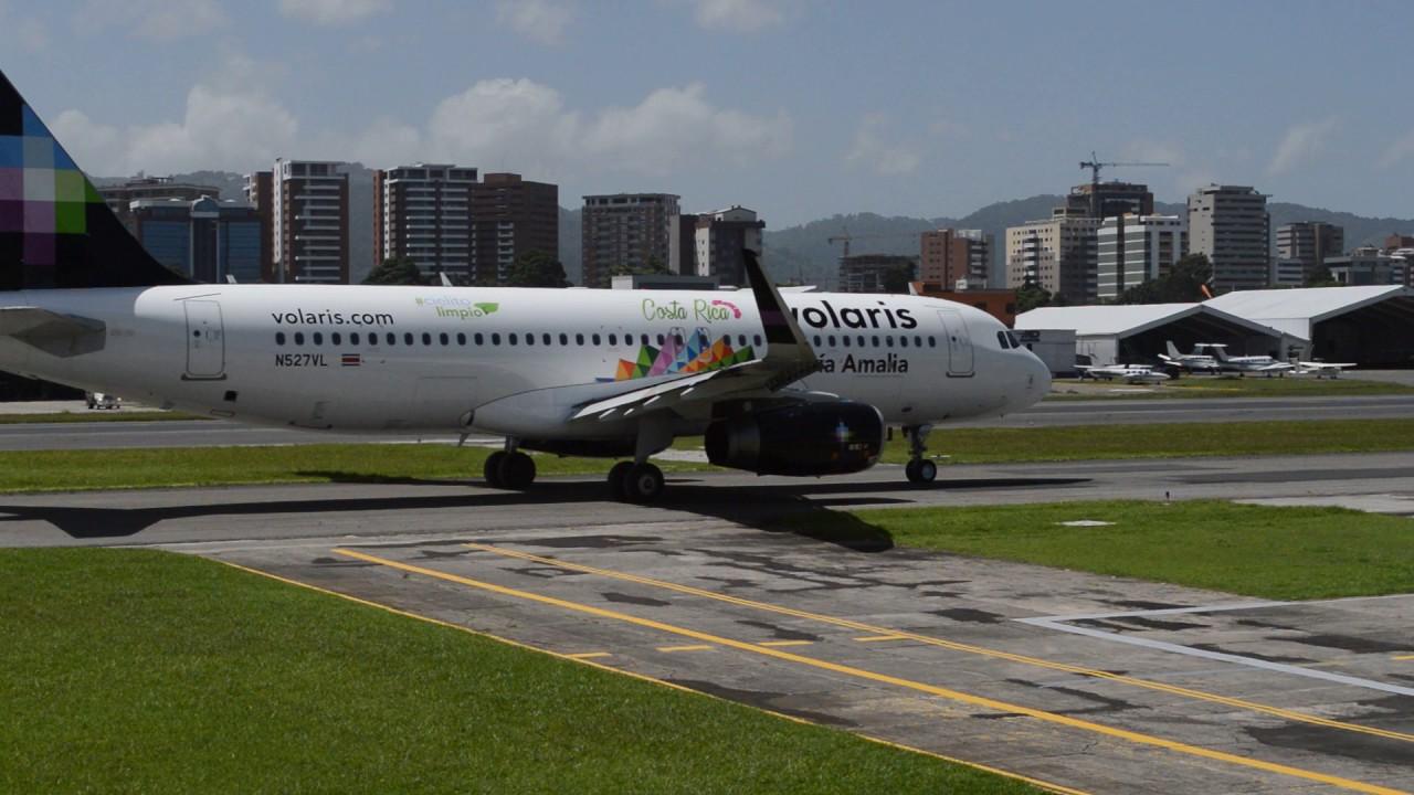Aeronave de Volaris - YouTube