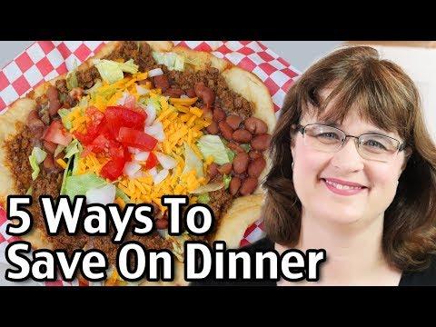 Navajo Fry Bread Tacos Recipe - 5 Ways To Save On Dinner!