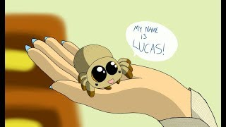 Lucas the Spider   so cute voice
