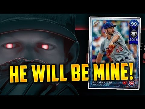 QUEST FOR 99 JAKE ARRIETA! MLB The Show 17 | Diamond Dynasty | Events