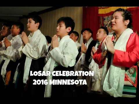 losar Celebration 2016 Minnesota Live