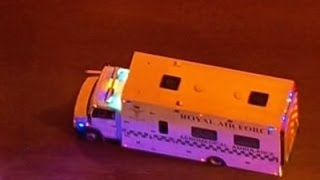 Raw: Ebola Patient Arrives at London Hospital