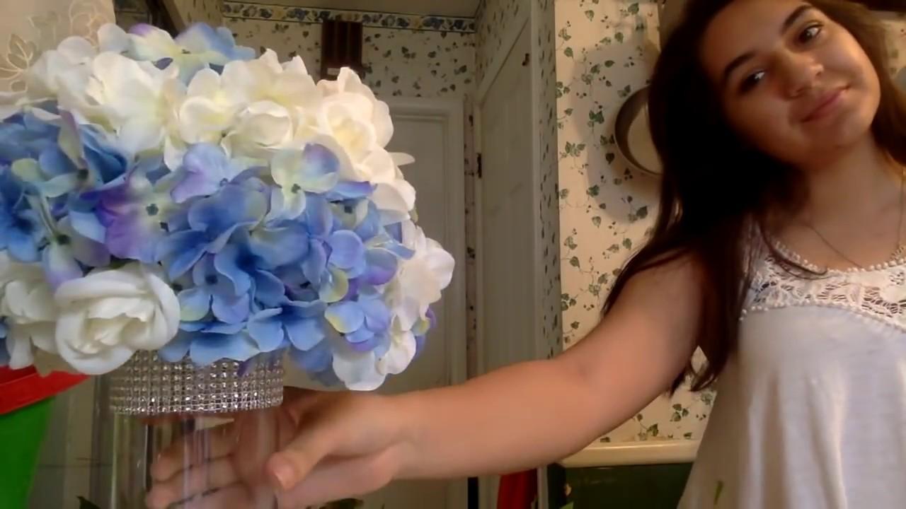 Cinderella diy quince centerpiece youtube quince diy quinceanera izmirmasajfo