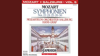 Symphony No. 23 in D Major, K. 181: II. Andantino grazioso -