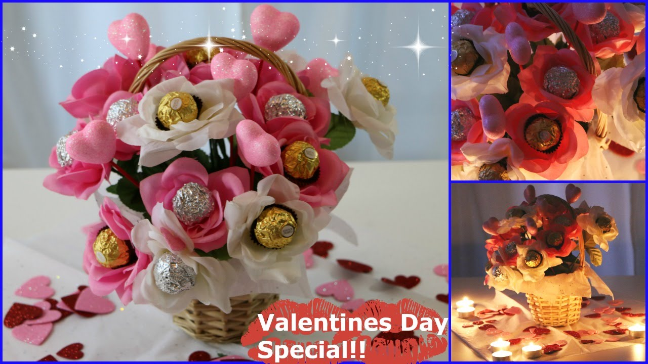 diy chocolate bouquet - valentines day special - laxmi jakkal - gift