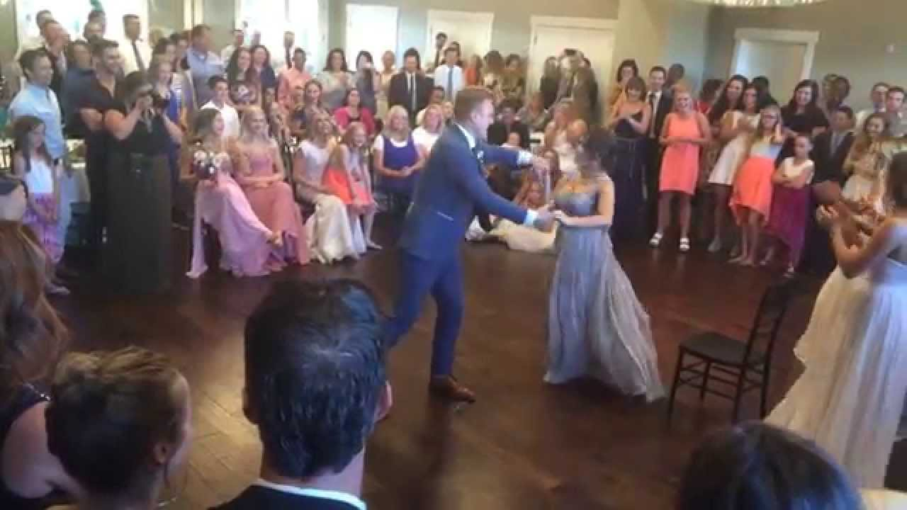 Lindsay Arnold Wedding.Dancing With The Stars Wedding Sam Cussick And Lindsay Arnold