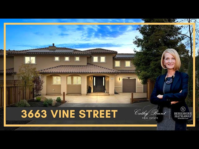 3663 Vine Street, Pleasanton, CA 94566 | Cathy Brent Real Estate