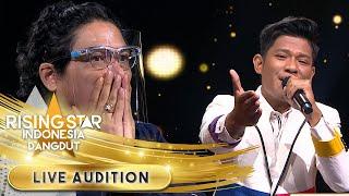 Tak Disangka! Semua Kagum Dengan Penampilan Ridwan | Live Audition | Rising Star Indonesia Dangdut