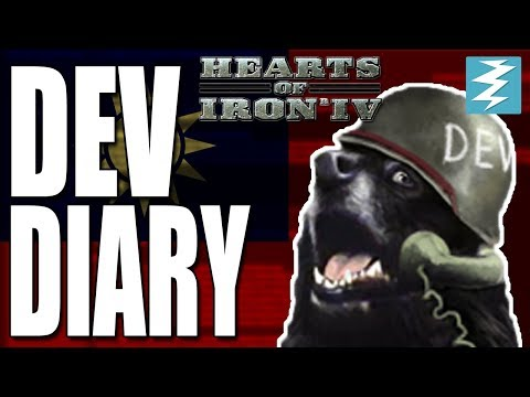 WAKING THE TIGER ANNOUNCED! Dev Diary - Hearts of Iron 4 HOI4 Paradox Interactive