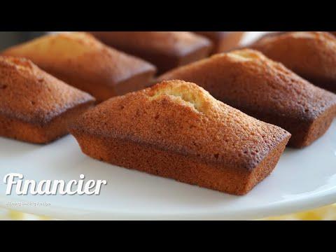 [ENG] 완전 맛있는 기본  '휘낭시에(피낭시에)' 만들기 : Financier recipe|siZning