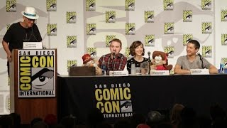 GRAVITY FALLS COMIC CON 2015 [Complete -TRAILER - Version]