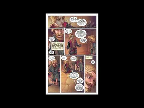 Chico Comics Page Previews: George R. R. Martin's A Clash Of Kings #16