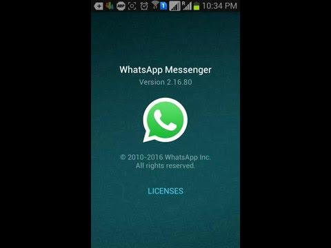 New Update  Whatsapp Video Call 2016  (tamil)