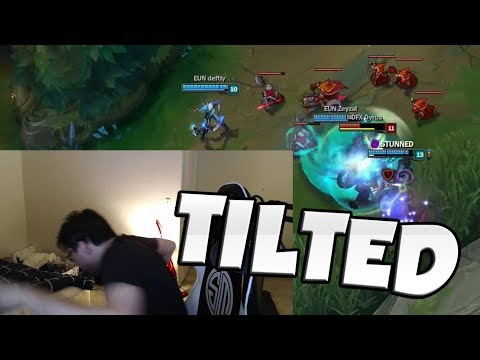 Dyrus Getting Tilted In NACS | Tobias Fate Talking About His Viewers - LoL Funny Stream Moments #168