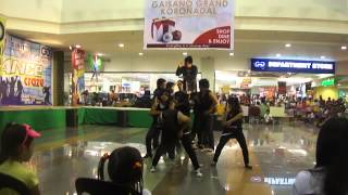XTREME DANCERS of South Cotabato presents Black Xtreme Hip Hop