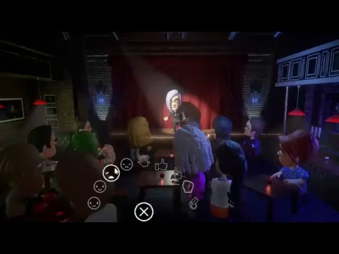 Time for Comedy Night!  -  Karaoke edition.