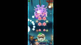 Everwing Lyra Tutorial Video How To Get 2400000+ Damage Against Nemesis Spike ( No Cheats Used )