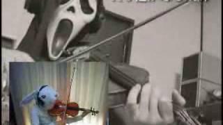 スクリームの人さんの『FF5 遥かなる故郷』を2重奏にしてみた flv