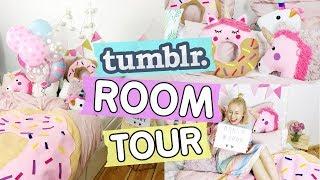 Meine Tumblr Room Tour ♥ Wohnung günstig mit DIY Deko und IKEA Ideen einrichten!
