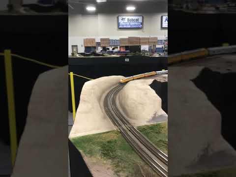 Free-Mo Nebraska Circus Train