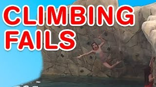 Climbing Fails | Funny Fail Compilation