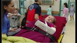 Nastolatka nie upilnowała młodszej siostry i skończyło się to wypadkiem [Szpital ODC. 728]