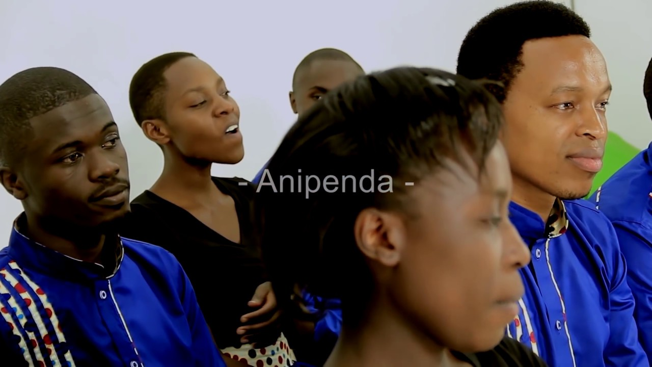 ANIPENDA by HIS CHARIOTS.official video by msanii records.