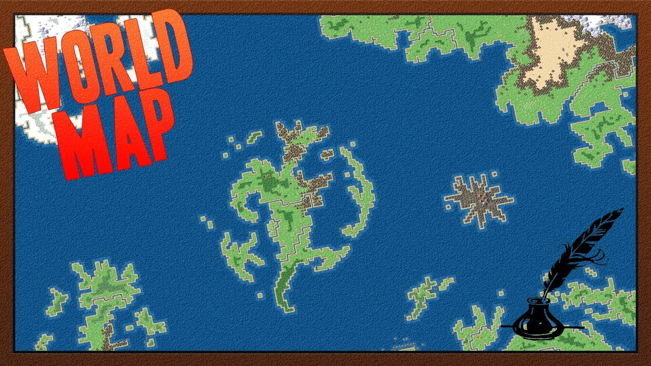 Rpg maker mv awesome looking world map youtube rpg maker mv awesome looking world map gumiabroncs Choice Image