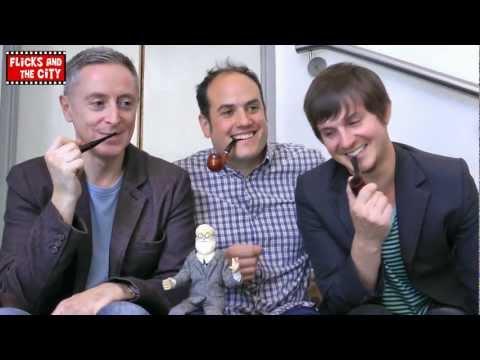 A Liar's Autobiography - Interview with directors Ben Timlett, Bill Jones & Jeff Simpson