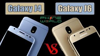 Samsung Galaxy J4/J6 Specs and Details | Market Insight
