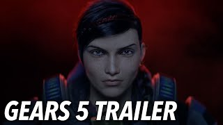 Gears 5 Trailer at Xbox E3 Briefing | E3 2019