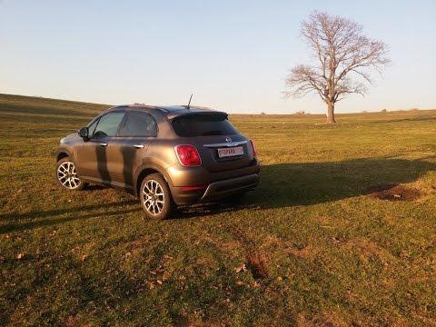 TEST | Fiat 500X