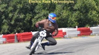 Fastest E-bike 13000W Electric Bike vs Gas Motorcycles Race Track