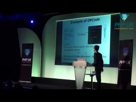 PHP UK Conference 2014 - Julien Pauli - PHP Opcache Explained