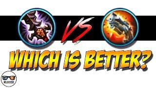 DEMON HUNTER SWORD VS MALEFIC ROAR - WHICH IS BETTER? - FACTS REVEALED - MOBILE LEGENDS