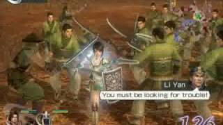 Warriors Orochi PC gameplay