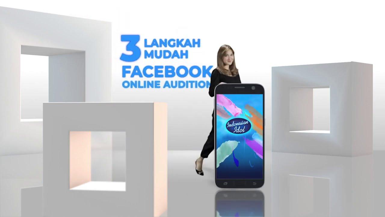 3 Langkah Mudah untuk ikutan Facebook Online Audition