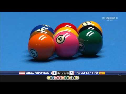 Albin o'uschan vs david alcaide