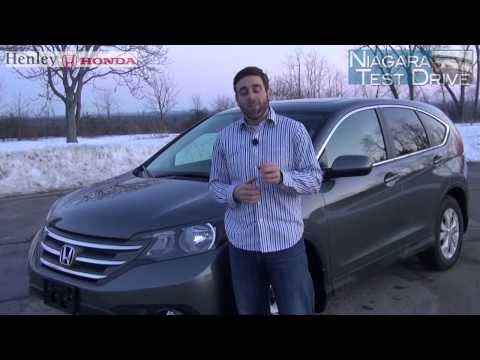 Niagara Test Drive 1 - 2014 Honda CR-V EX-L