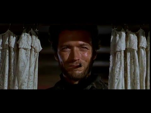"""Clint Eastwood on """"For a Few Dollars More"""""""