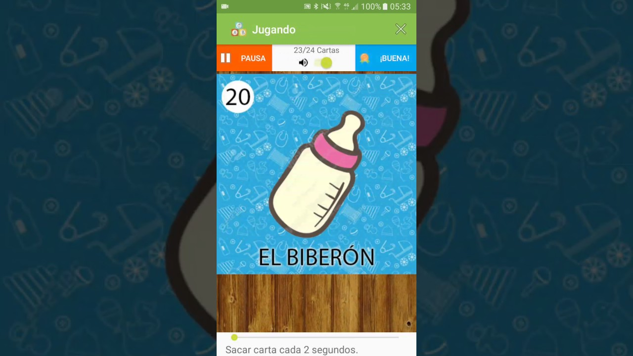 Loteria Baby Shower Android Youtube