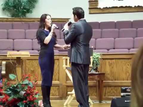 Samuel & Leah Parsons Feb 3, 2013  Saks Baptist Church  Anniston, AL