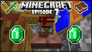 TRULY INSANE Minecraft Villager Trading Discounts! | Python Plays Minecraft Survival [Episode 7]