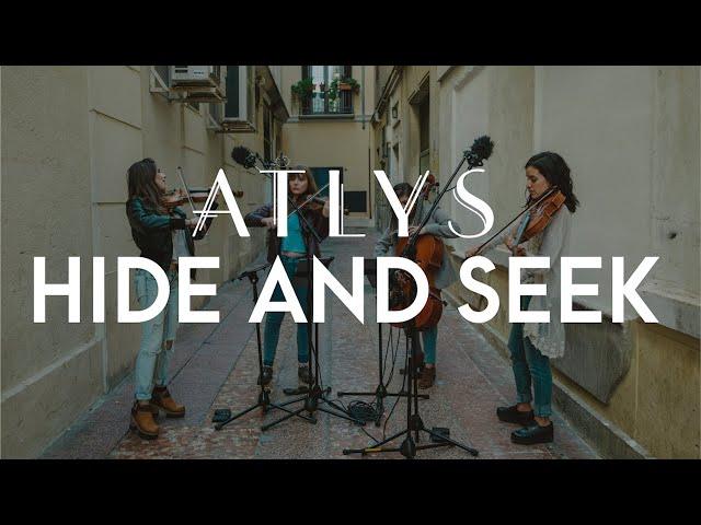 Hide And Seek (Imogen Heap Cover)