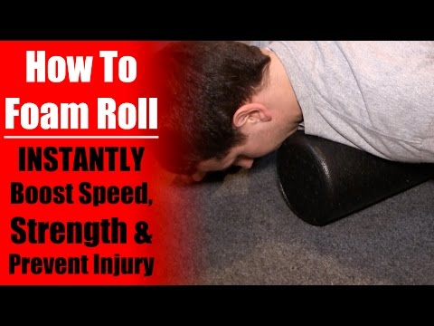 5 Uses of a Foam Roller to avoid Injuries