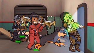 Fallout Shelter - Мега Обнова! БОСС в Пустоши!
